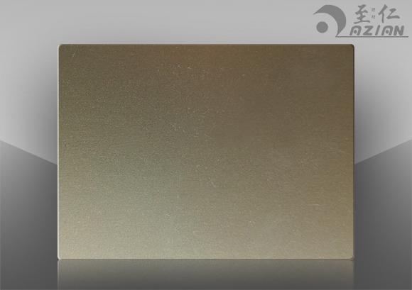 AX0023钛金氧化铝板