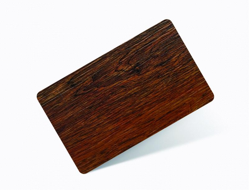 耐腐蚀木纹幕墙铝板